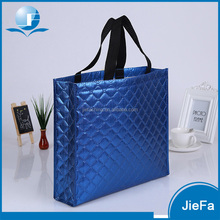 Promotional Cheap Customized Eco-friendly Fabric Non-Woven Shopping Bag, Recyclable Non Woven Bag
