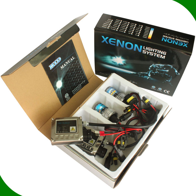 Super Vision xenon hid light bulbs 35w 55w 3000k 4300k 8000k ac/dc hid lighting h7 h8 h9 d1s d2s d3s xenon hid hid kit canbus
