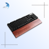 natural color wood computer hardware accessories arm hand wrist rest care