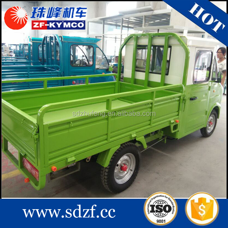 EEC certified 4 wheel china petrol pickup truck