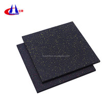 Noise insulation 50mm recycled rubber pavers lowes factory direct rubber mat for car parking