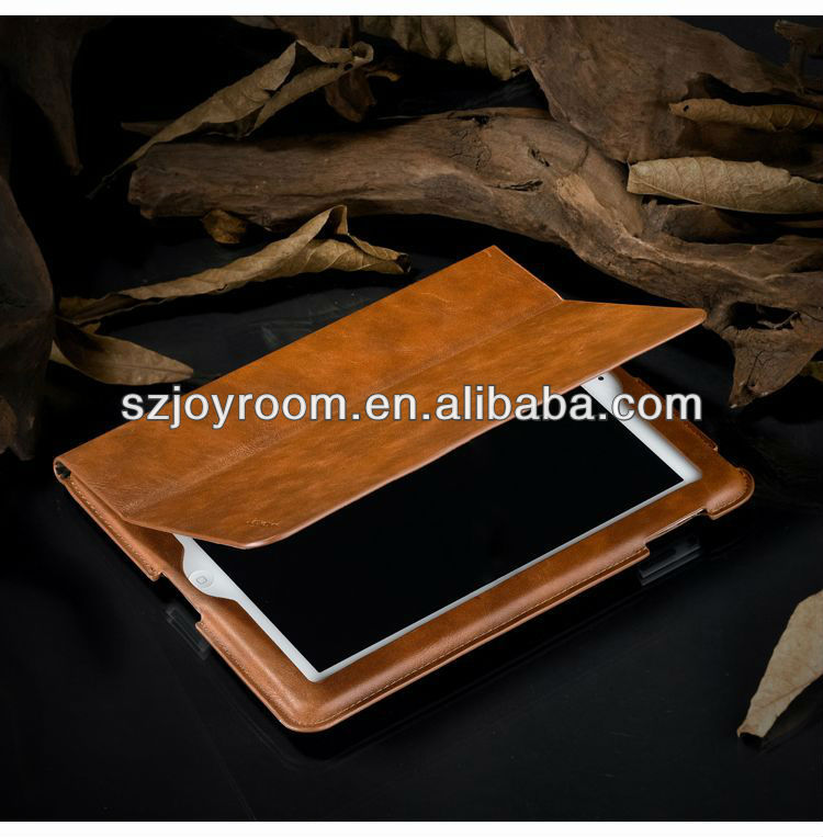 For ipad leather Stand Case