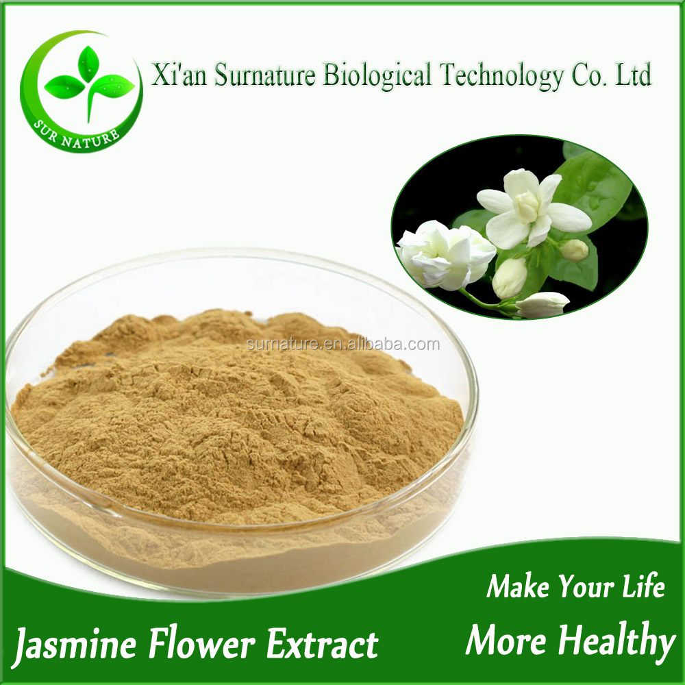 100% pure best price jasmine flower extract/jasmine powder