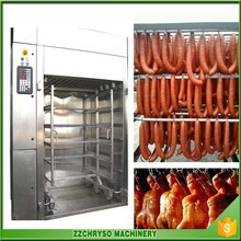 New full Industrial smoke oven / multi-function smoke house / chicken oven