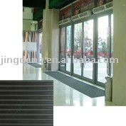 Wide Ribbed Runner Rubber Floor Entrance
