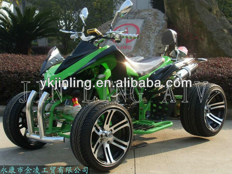 2016 NEW EEC approval automatic quad bike (JLA-21E-2A)