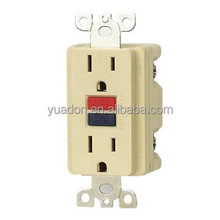 UL/CUL approved 15/20A 125V 220V GFCI outlet CFCI receptacle