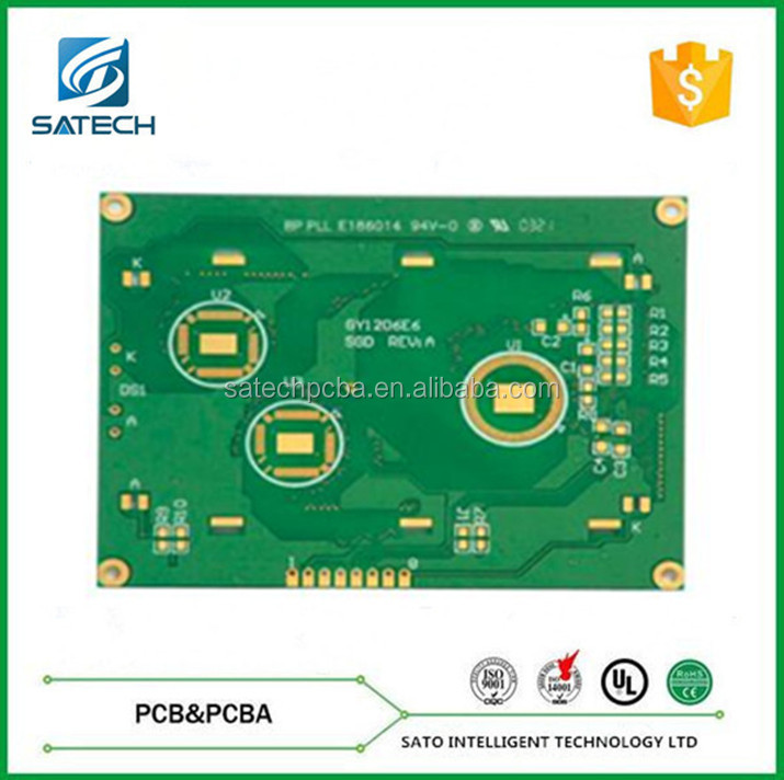 94v0 PCB board fabrication and assembly service motherboard pcba design assembly manufacturer