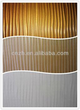 Zh f8121 3d rivestimento murale pannello 3d della parete interna del pannello decorativo della for Rivestimento parete interna