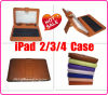 Leather Case for iPad 2 smart cover, For iPad 2 Leather Case with Keyboard