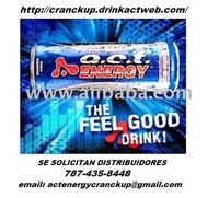 ACT ENERGY DRINK DIET