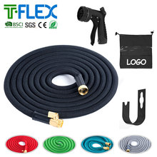 High quality magic rubber silicone and high pressure expanding garden hose