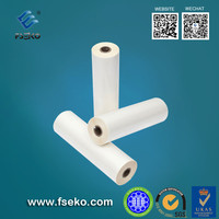 1inch BOPP + EVA hot lamination film glossy(small roll)