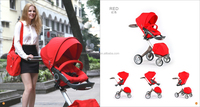 9 Color Available CLD Fashion Stroller, Pram Baby 3 in 1, Baby Trolley