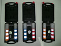 Battery Powered Three Function Roadside LED Flare Kit Emergency Flashlight/Warning Light(KF-F05,3AAA Battery)
