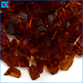 China Broken Tumbled Landscaping Glass Chips