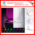 2017 hot selling top Quality motion sensor night led toilet light