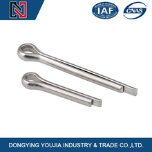 Fasteners supplier cotter pin bolt