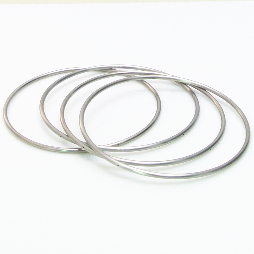New design fashion sealing ring metal stainless o ring