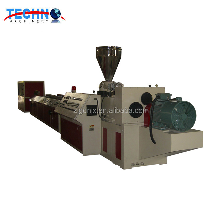PVC Wire Duct Extrusion Machine