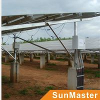 Off grid solar power supply system- SMSH-100KW