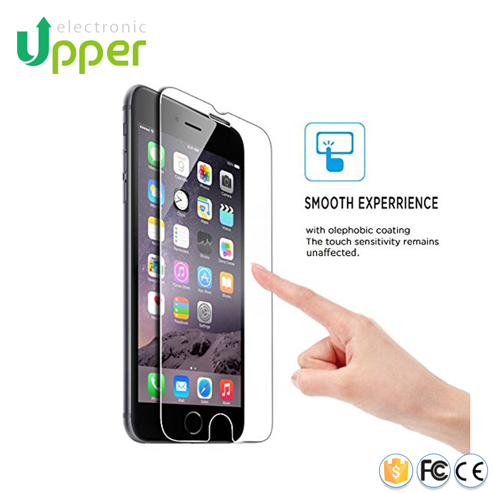 For iphone 6 screen protector wholesale 9H 3d Tempered Glass Screen Protector For iPhone 6 6s mobile cell phone