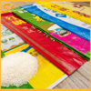 Basmati rice in PP woven rice bag packing