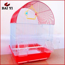 Chinese Professional Bird Cage Wire Panels With Outside Feeder