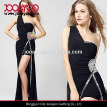 Economic hot selling teal evening dress