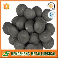 high standard and low impurity ferro silicon briquette with low price