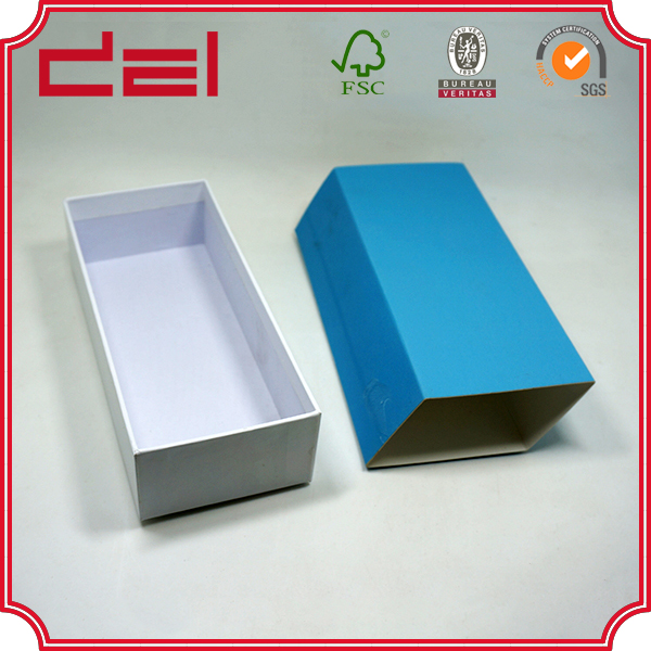 Wholesale custom made packaging paper sliding drawer box