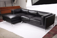 Giorgio Soressi design DWR furniture Como sectional chaise sofa reproduction