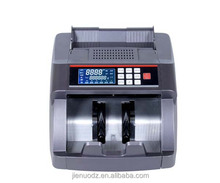 Wenzhou factory Heavy duty fake euros money counting machine with UV,MG,MT &IR