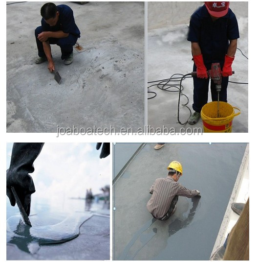 liquid rubber roof coating waterproof wall materials