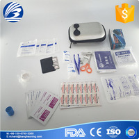 Car emergency kits, medical emergency first aid kit survival bags