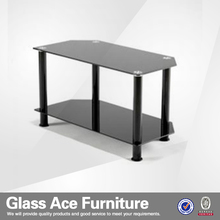 New Model Glass Furniture Tv Stand For Living Room