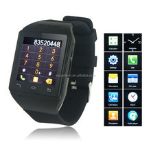 New arrival android smart watch with 1.54 Inch touch screen big screen watch phone