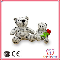 GSV ICTI Factory soft cute custom lovely giant teddy bear toy