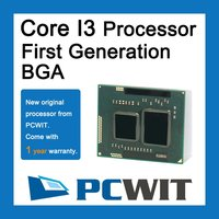 Intel Core i3 350M SLBU6 Processor CN80617004161AC 3M Cache 2.26 GHz BGA CPU Wholesale Retial