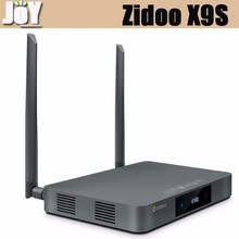 HOT SALE Zidoo X9S Realtek RTD1295 Quad Core android 6.0 tv box KODI 16GB ROM Bluetooth 4.0