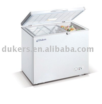 small signle door chest freezer
