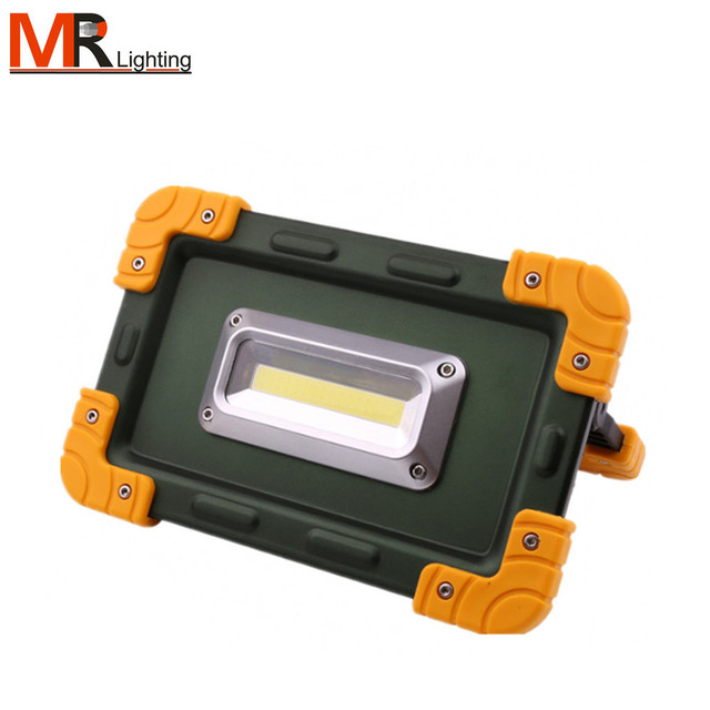 New Product Compact Design Portable Outdoor COB Rechargeable LED Work Light Camping Lamp 1000LM SOS 5V USB