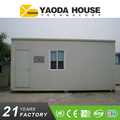 Customized size precast container houses for Saudi Arabia