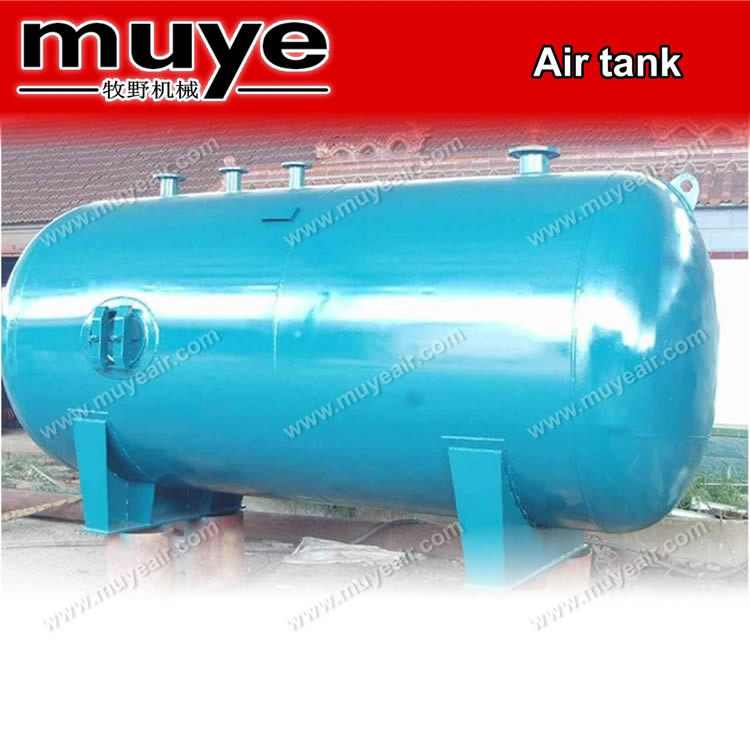 Iron Air Compressor tank high quality Professional Variety unique design 1.0/0.8 model