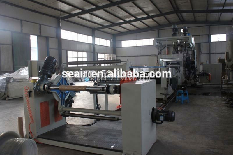 Plastic Extruder, machine for making air bubble film board extruder