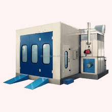 YJD -A3 used car painting machine spray booth for sale