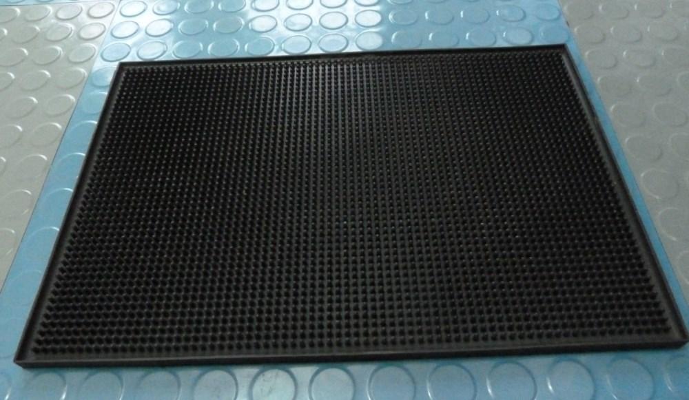 Best Quality Promotional Custom Rubber Bar Mat Custom Bar