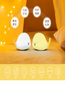 Factory silicone sensor touch dolphin wedding gifts motion sensor led night light for guests