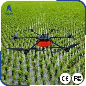 Latest Airless Mist Precision Agriculture crop 15 kg sprayer Drone for farmer
