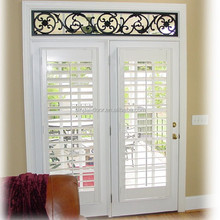 exterior sliding patio french door with mini door for pet